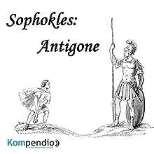 Antigone von Sophokles Hörbuch von Alessandro Dallmann Gesprochen von: Michael Freio Haas