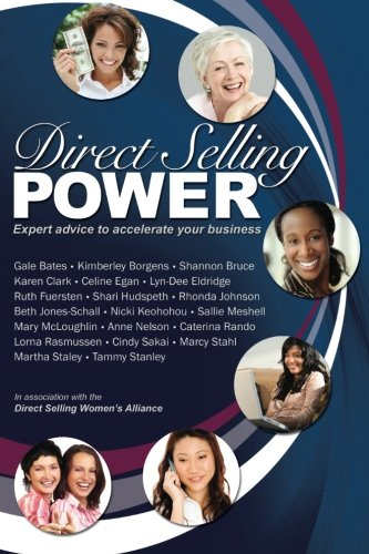 Direct Selling Power: Expert Advice To Accelerate Your Business front-487749
