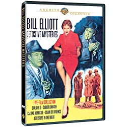 Bill Elliott Mysteries
