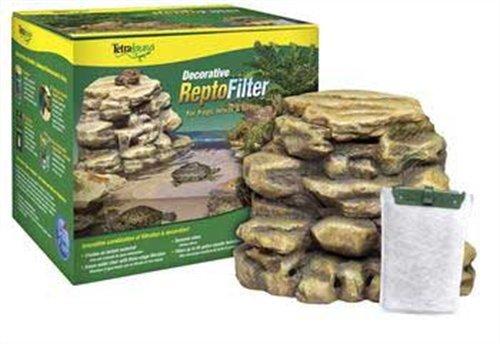 Tetra 25905 River Rock Decorative Reptile Filter