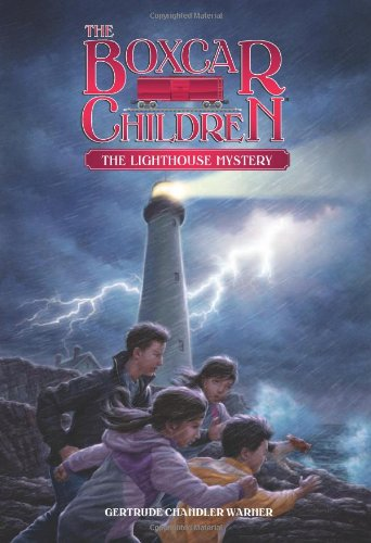 The Lighthouse Mystery (The Boxcar Children Mysteries #8) PDF
