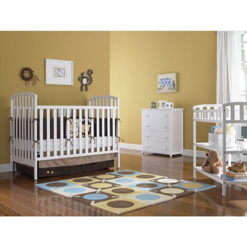 Black And White Nursery Rooms