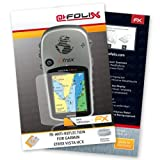 AtFoliX FX-Antireflex screen-protector for Garmin Etrex Vista HCx - Anti-reflective screen protection!