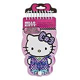 Hello Kitty Fashion Mini Sketchbook Set w/ Stickers, Stencils & Felt-Tip Pens