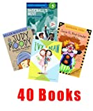 img - for Classroom Library Grade 2 & 3: Goosed; Junie B. Jones; Ivy Bean; Judy Moody Predicts the Future; Holly the Christmas Fairy; Ramona; Step Into Classics book / textbook / text book