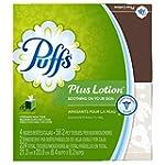 Puffs Plus Lotion Facial Tissues (4 C...