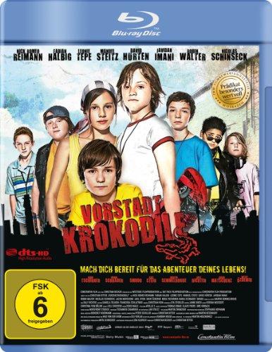 Vorstadtkrokodile [Blu-ray]