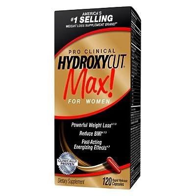 Hydroxycut Max! Advanced