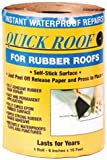 "Cofair RQR616 6""X16' Rubber Quick Roof Patch Kit"
