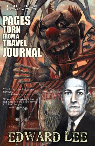 Pages Torn from a Travel Journal [Lee, Edward] (Tapa Blanda)