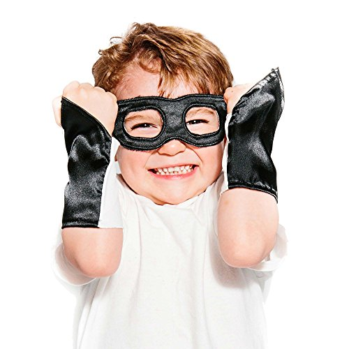 Superhero-Eye-Mask-and-Powerbands-Kids