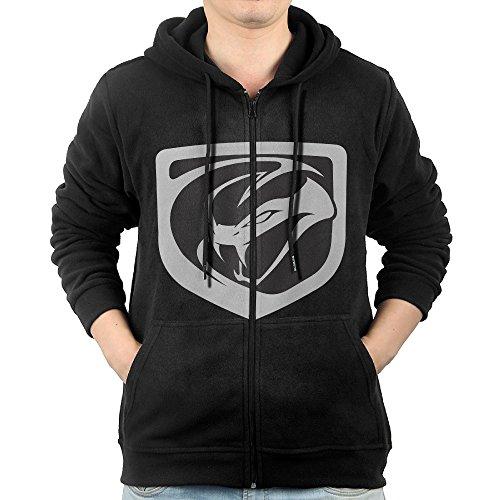 yufunn-mens-dodge-viper-logo-hooded-sweatshirt-pocket-zipper