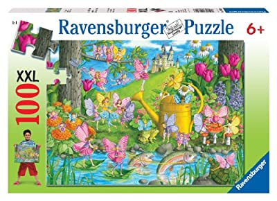 Ravensburger Fairy Playland - 100 Pieces Puzzle by Ravensburger