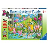 Ravensburger Fairy Playland Puzzle (100 Pieces)