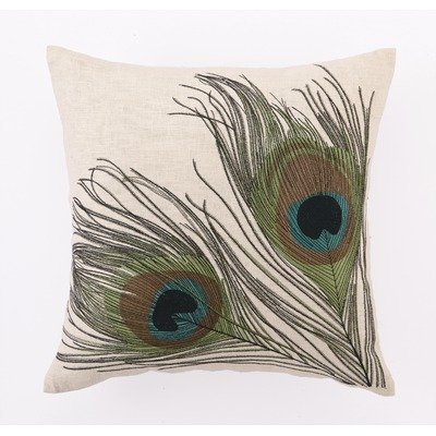 Peacock Feather Design Bedding front-1045212