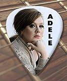 ADELE (1) Premium Guitar Pick x 5