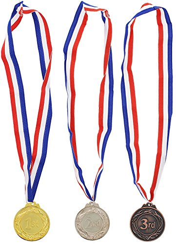 award-medals-olympic-style-winner-medals-gold-silver-bronze-with-ribbon-6-piece-set-26l-x-1h-x-260w