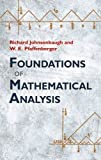 img - for Foundations of Mathematical Analysis (Dover Books on Mathematics) book / textbook / text book