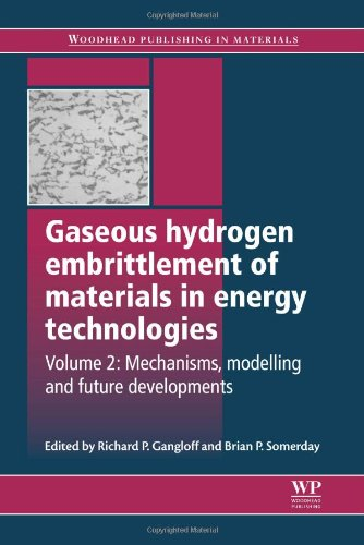 Gaseous Hydrogen Embrittlement Of Materials In Energy Technologies, Volume 2: Mechanisms, Modelling And Future Developments (Woodhead Publishing Series In Metals And Surface Engineering)
