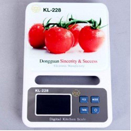 Weigh 5Kg/1G Digital Kitchen Scale