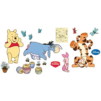 Unique Winnie the Pooh Wall Decal