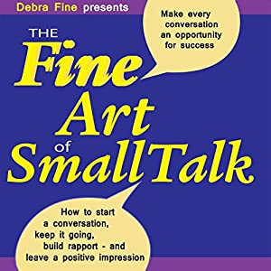 The Fine Art of Small Talk Audiobook