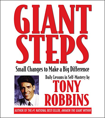 Giant Steps: Small Changes To Make A Big Difference back-14394