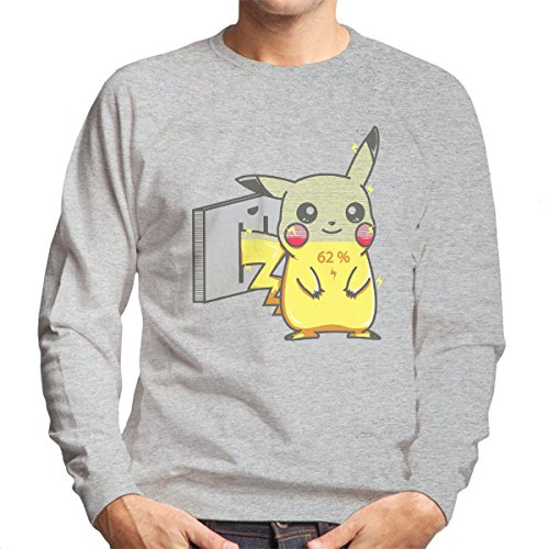 Charge-Pikachu-Pokemon-Mens-Sweatshirt