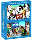 Les 101 dalmatiens + 101 dalmatiens 2 : sur la trace des héros [Blu-ray]