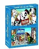 echange, troc Les 101 dalmatiens + 101 dalmatiens 2 : sur la trace des héros [Blu-ray]