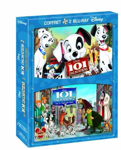 Coffret : les 101 dalmatiens ; 101 dalmatiens 2 sur la trace des heros [Edizione: Francia]