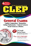 CLEP General Exams w/ CD-ROM (CLEP Test Preparation) (0878912754) by Alvarez M.A., Joseph A.