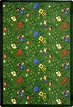 Big Sale Joy Carpets Scribbles Kids Area Rug - Assorted Colors