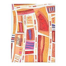 Textile art Passages