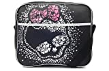 Character Monster High Courier Girls Cross Body School Bag - One Size