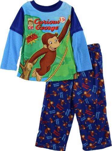 13f3f238aa kosin store boy pajama  Curious George