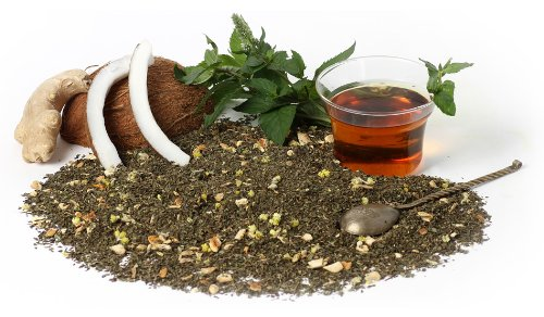 "Mint Tea ""Arabian Menta"" - Artisan Herbal Tea, 3.5 Oz"