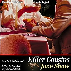 Killer Cousins Audiobook