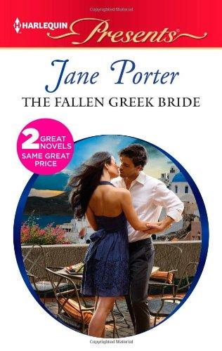 Image of The Fallen Greek Bride: At the Greek Boss's Bidding