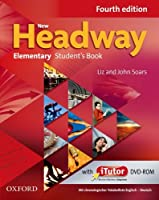 New Headway Elementary. Student's Book with Wordlist + DVD-ROM