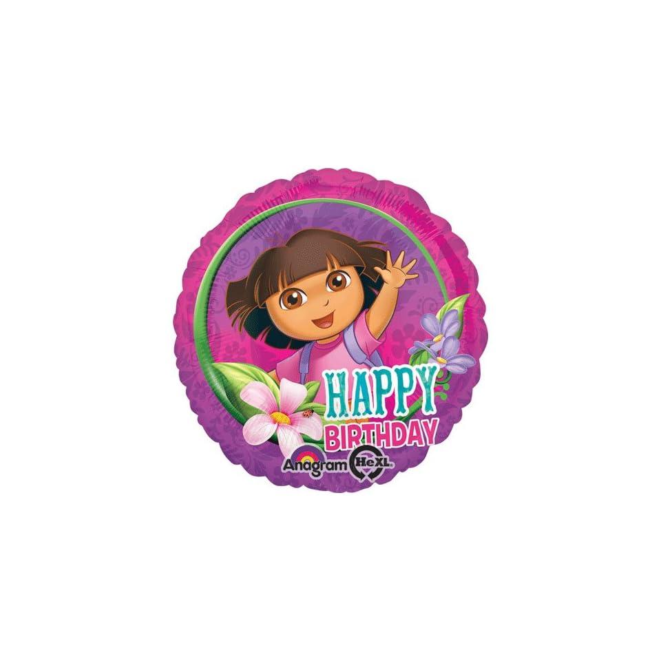 HX Dora Happy Birthday Pkg