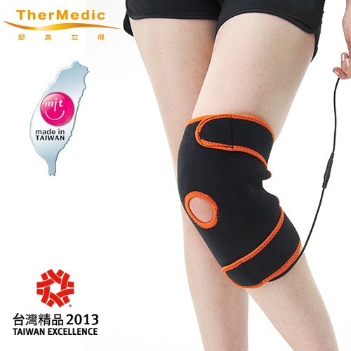 Thermedic 3-In-1 Pro-Wrap Knee Brace With Hot/Cold Therapy
