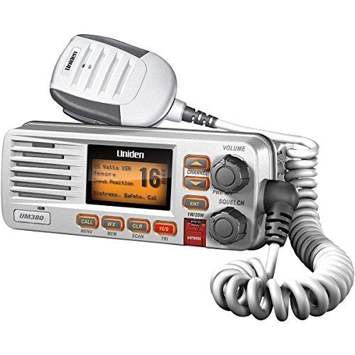 Uniden Solara Marine Radio primary