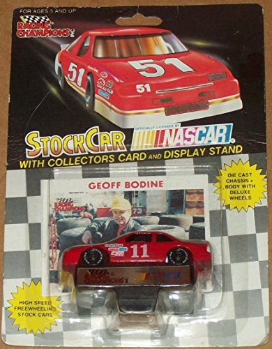 Geoff Bodine #11 Stock Car - 1