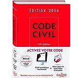 Code civil 2014