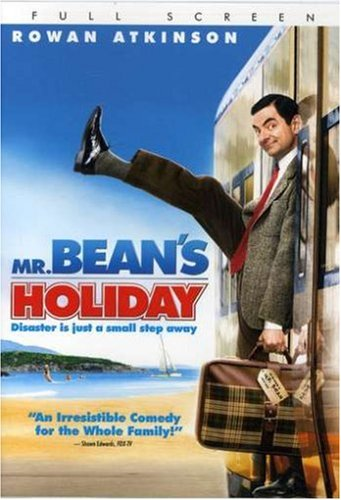 Mr. Bean's Holiday (Full Screen)