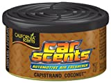 California Scents Car Scents Air Freshener Capistrano Coconut