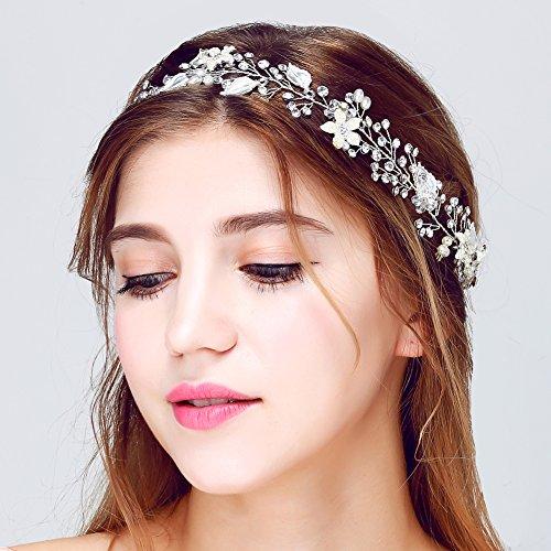 bands vintage bandeaux cristal perle vigne cheveux mariage accessoires de cheveux bijouterie. Black Bedroom Furniture Sets. Home Design Ideas