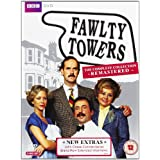 Fawlty Towers - Remastered [DVD] [1975]by John Cleese