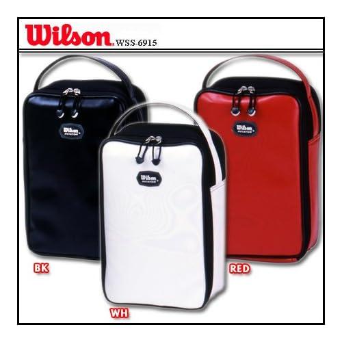 ウイルソン Wilson シューズケース WSS-6915 ブラック
